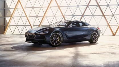BMW Concept řady 8 1