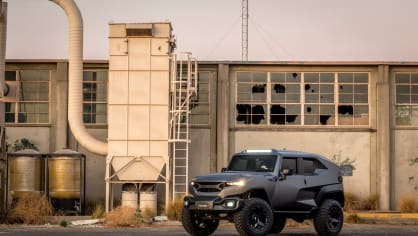 Tank od Razvani Motors 4