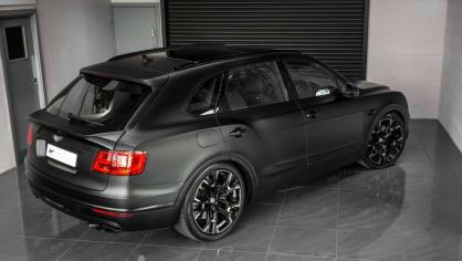 Bentley Bentayga od Kahn Design 4