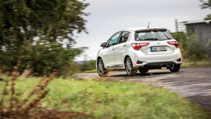 Toyota Yaris 1.5 VVT-iE jízda 12