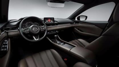 Mazda 6 facelift 9