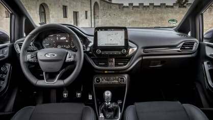 Ford Fiesta 1,1 Trend 8