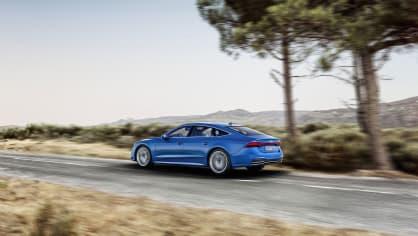 Audi A7 2018 19