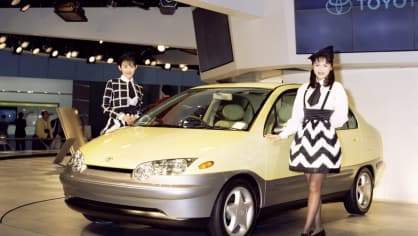 Toyota Prius 1997 8