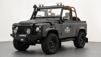 Land Rover Defender v úpravě od Startech. 1