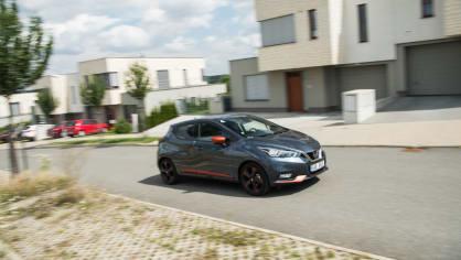 Nissan Micra 0.9 IG-T jízda 4