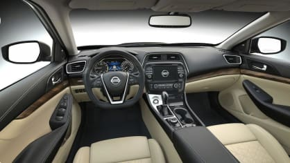 Nissan Maxima 2015 - Obrázek 5