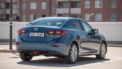 Mazda 3 Sedan po faceliftu 3