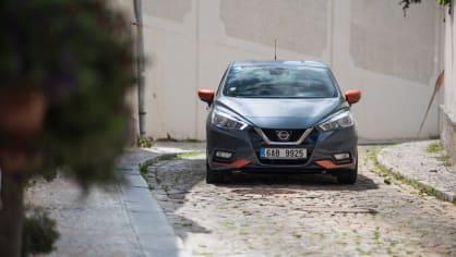 Nissan Micra 0.9 IG-T jízda 11