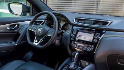 Nissan vylepšil interiér Qashqaie. 3