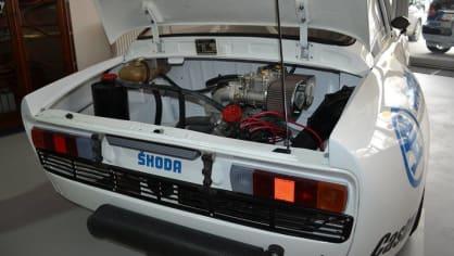 Škoda 130 RS na prodej 7