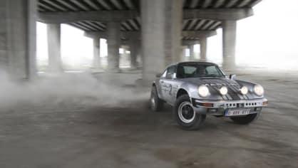 Porsche 911 SC Safari  8
