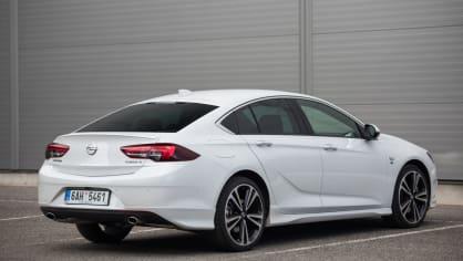 Opel Insignia Grand Sport 2.0 Turbo 4x4 exteriér 10