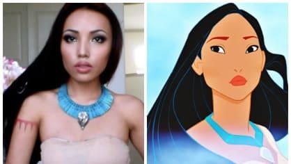 Dokonalá Pocahontas