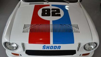 Škoda 130 RS na prodej 5