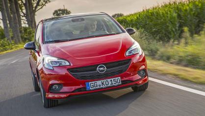 Opel Corsa S 3