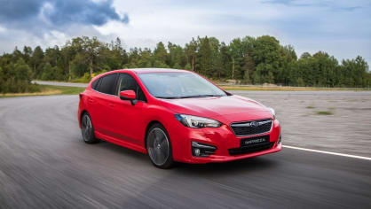 Nové Subaru Impreza vyniká skvělým podvozkem. 5
