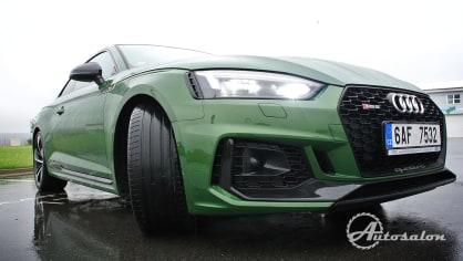 Audi RS5 - zelená, kterou budou zelení nenávidět 5