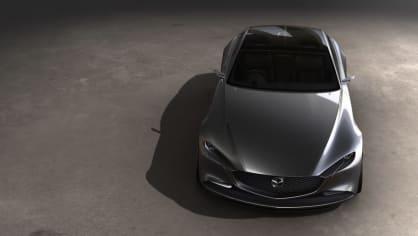 Mazda Vision Coupe 6