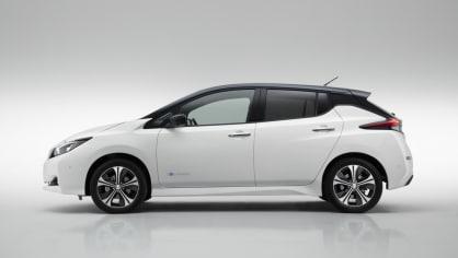 Nový Nissan Leaf je tu. Vypadá dobře a ujede 380 km! 9
