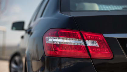 Mercedes-Benz E 220 CDI exteriér 4