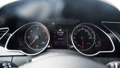 Audi A5 Sportback 2.0 TDI interiér 3