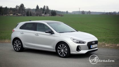 Hyundai i30 Gen 3