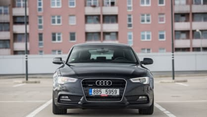 Audi A5 Sportback 2.0 TDI exteriér 1