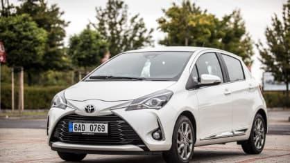 Toyota Yaris 1.5 VVT-iE exteriér 2