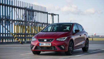 SEAT Ibiza FR 1.0 TSI exteriér 1