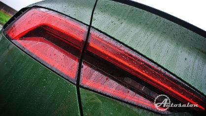 Audi RS5 - zelená, kterou budou zelení nenávidět 11