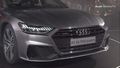 Audi A7 2018 24