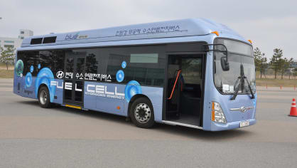 Hyundai City Bus FCEV