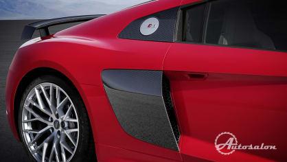 Audi R8 V10 Plus 17