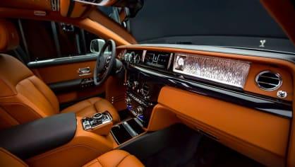 Rolls-Royce Phantom 2018 11