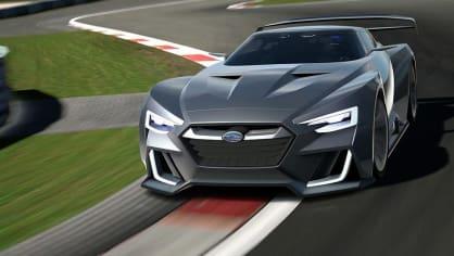 Subaru Viziv GT Vision Gran Turismo - Obrázek 2