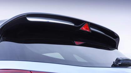 Prohlédněte si ostrý hatchback Hyundai i30 N do detailu. 16