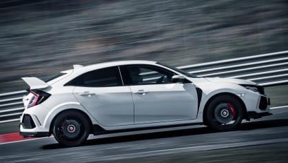 Nejrychlejší předokolka je Civic Type R - Obrázek 16