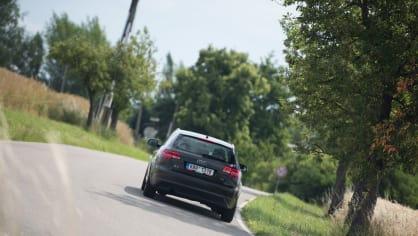 I s naftovým Audi A3 se solidně svezete. 11
