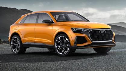 Koncept Audi Q8. 1