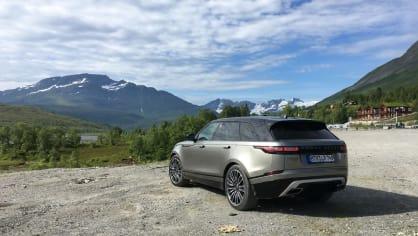 Vyzkoušeli jsme Range Rover Velar. 4
