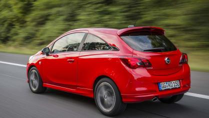 Opel Corsa S 6