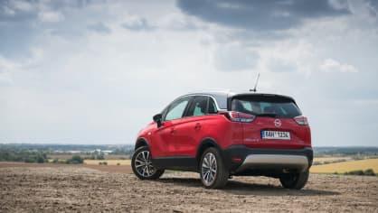 Opel Crossland X exteriér 6