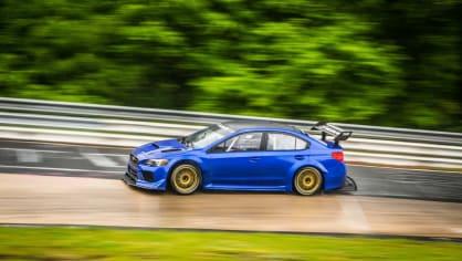 Speciál Subaru pro rekord na Nürburgringu 5