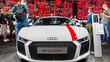 Nejexkluzivnější novinky autosalonu ve Frankfurtu 3