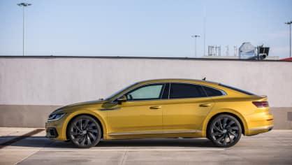 Volkswagen Arteon R-Line 2.0 TSI exteriér 9