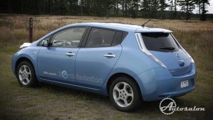 Nissan Leaf 2Gen I 2