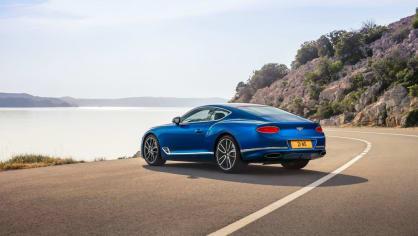 Bentley odhalilo nový Continental GT, vládce luxusních kupé. 4