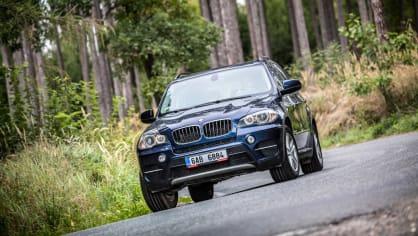 BMW X5 xDrive30d jízda 10