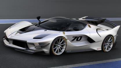 Ferrari FXX K Evoluzione 5